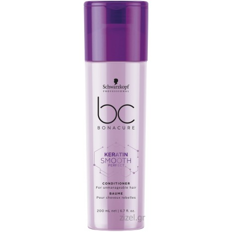 Schwarzkopf Professional BC Bonacure Keratin Smooth Perfect Conditioner (200ml)