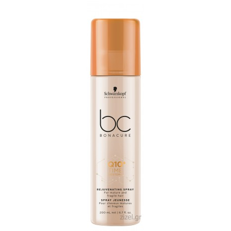 Schwarzkopf Professional BC Bonacure Q10+ Time Restore Rejuvenating Spray (200ml)