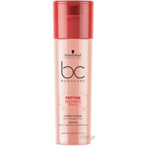Schwarzkopf Professional BC Bonacure Peptide Repair Rescue Conditioner (200ml)