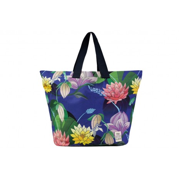 Bleecker & Love Lotus Beach Bag