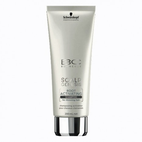 Schwarzkopf Professional BC Bonacure Scalp Genesis Root Activating Shampoo (200ml)