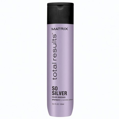 Matrix Color Obsessed So Silver Shampoo (300ml)