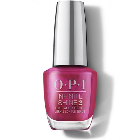 OPI Infinite Shine - Merry in Cranberry (15ml)