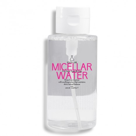 Youth Lab Micellar Water (400ml)