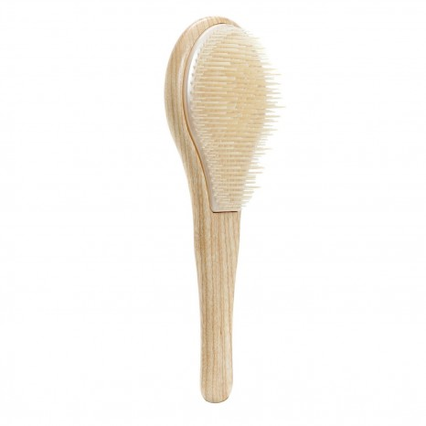 Michel Mercier Woden Detangling Brush - Fine Hair