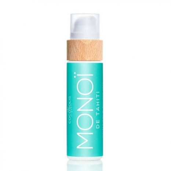 Cocosolis Organic MONOI Sun Tan & Body Oil (110ml)