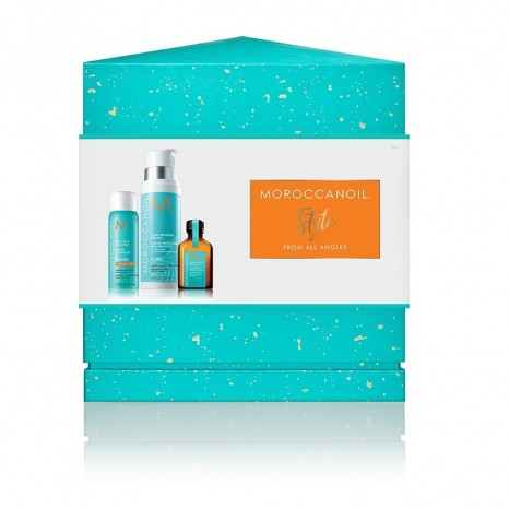 Moroccanoil Style From All Angles Holiday Gift Set