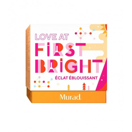 Murad Love at First Bright Holiday Brightening Set (Rapid Age Spot Correcting Serum 30ml, Essential-C Day Moisture SPF 30 | PA+++ 20ml, Essential-C Cleanser 60ml & Vita-C Glycolic Brigthening Serum 5ml)