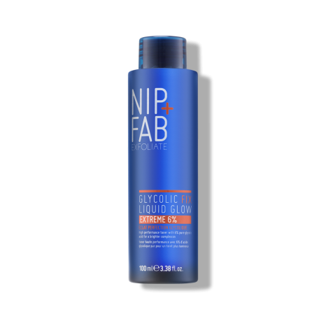 Nip+Fab - Glycolic Fix Liquid Glow Extreme 6% (100ml)