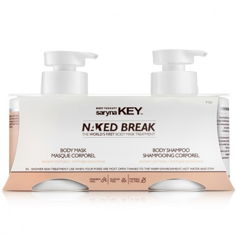 Saryna KEY Body Therapy Naked Break Full Treatment Set (2x500ml)