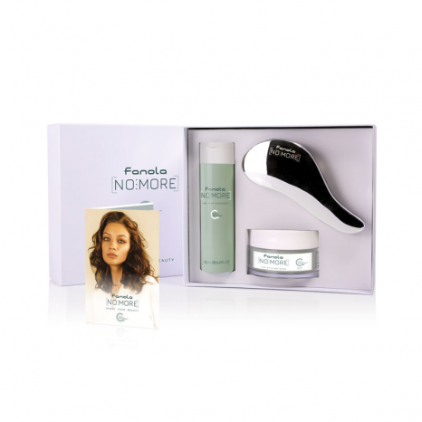 Fanola No More Kit (The Prep Cleanser 250ml & The Styling Mask 200ml)