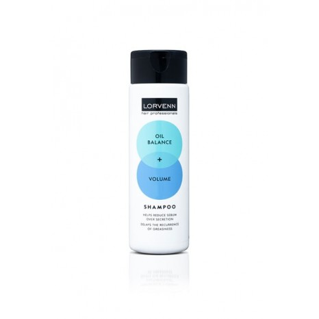Lorvenn - Oil Balance + Volume Shampoo (200ml)