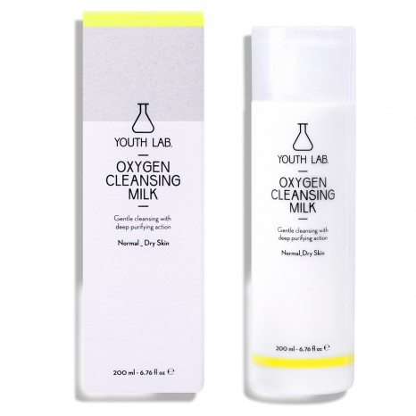 Youth Lab Oxygen Cleansing Milk (200ml)