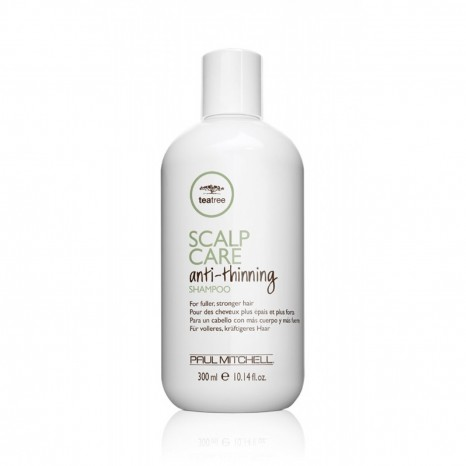Tea Tree - Scalp Care Anti Thinning Shampoo (300ml)