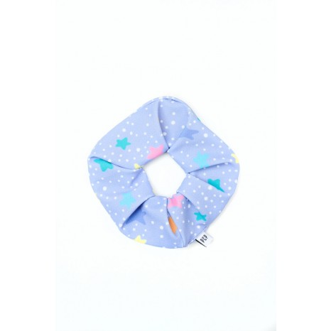 PCP Starry Kids Lilac Scrunchie