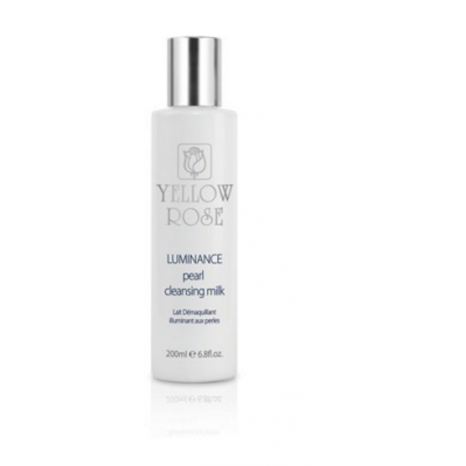 Yellow Rose Luminance Pearl Cleansing Milk (200ml)