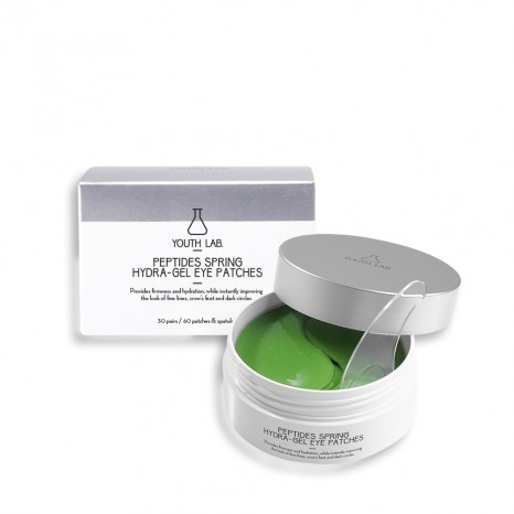 Youth Lab Peptides Spring Hydra-Gel Eye Patches (60τμχ)