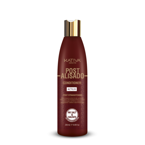 Kativa Keratin Post Alisado Conditioner (250ml)