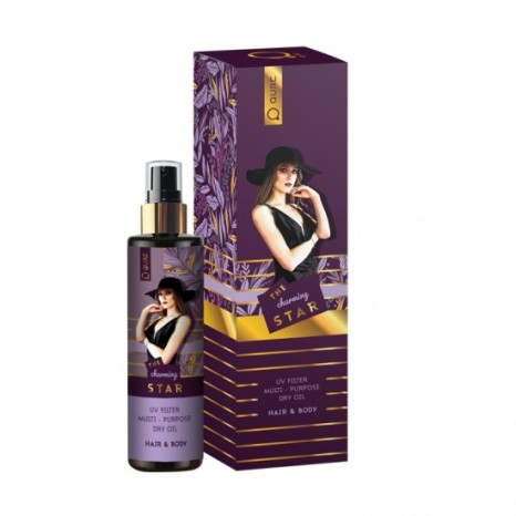 Qure Dry Oils - The Charming Star (100ml)