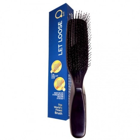 Qure Let Loose - No Tangle Bruch for Hair
