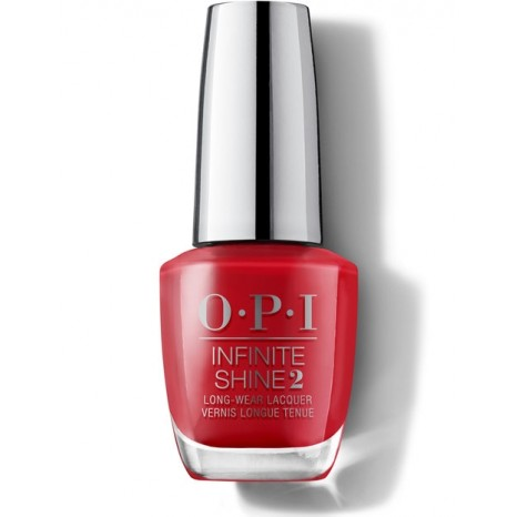 OPI Infinite Shine - Red Heads Ahead (15ml)