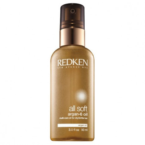 Redken - All Soft Argan 6-Oil (90ml)