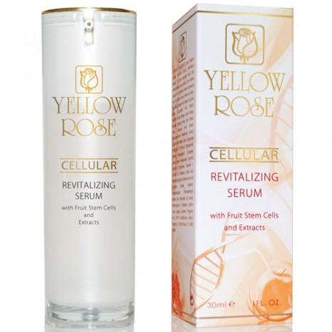 Yellow Rose Cellular Revitalizing Serum
