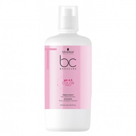 Schwarzkopf Professional BC Bonacure pH 4.5 Color Freeze Treatment (750ml)