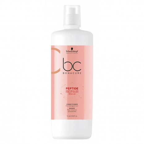 Schwarzkopf Professional BC Bonacure Peptide Repair Rescue Conditioner (1000ml)