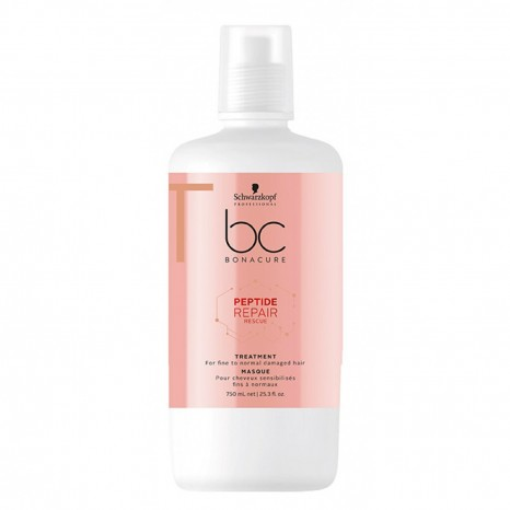 Schwarzkopf Professional BC Bonacure Peptide Repair Rescue Treatment (750ml)