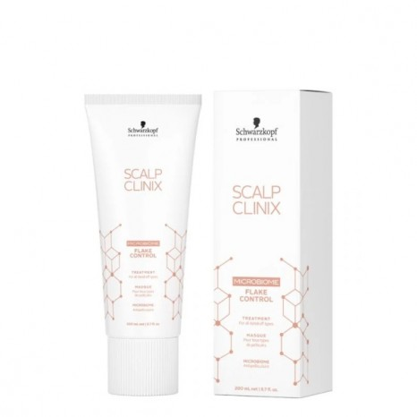 Schwarzkopf Professional Scalp Clinix Flake Control Treatment (200ml)