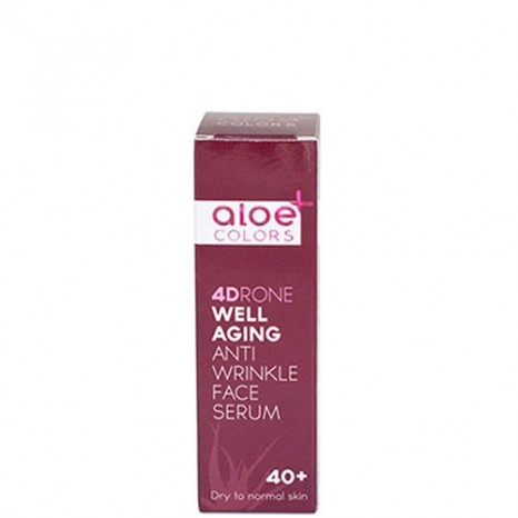 Aloe+ Colors - Well Aging Antiwrinkle Face Serum (30ml)