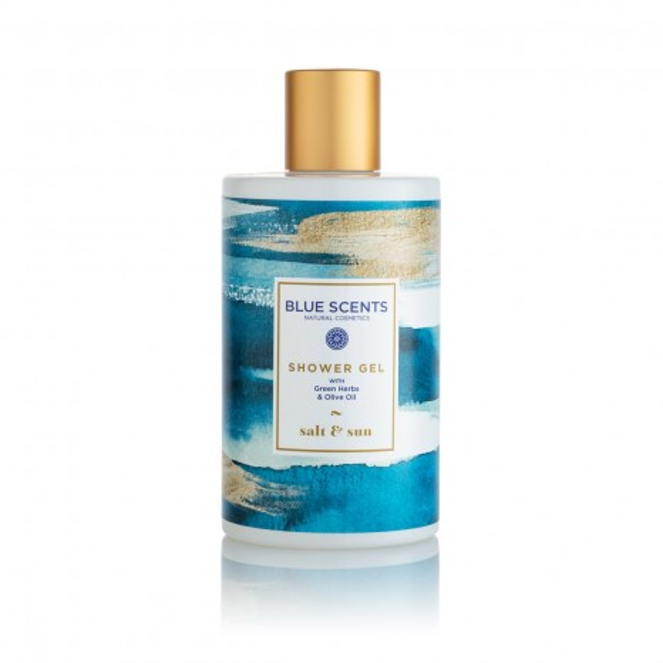 Blue Scents Shower Gel Salt & Sun (300ml)