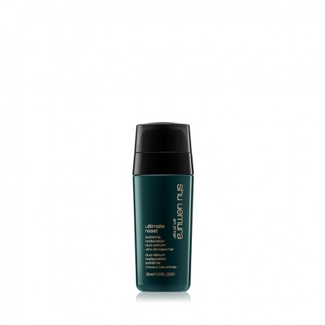 Shu Uemura - Ultimate Reset Duo Hair Serum (30ml)
