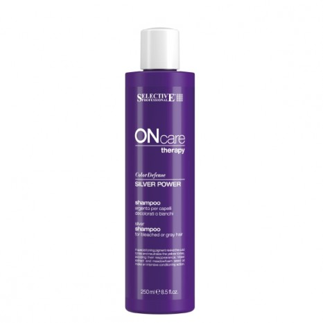 Selective Professional Silver Power Shampoo (250ml)
