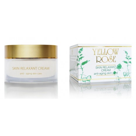 Yellow Rose Skin Relaxant Cream (50ml)