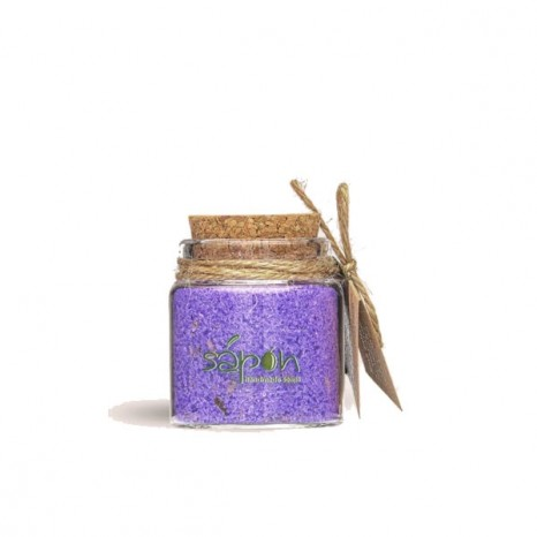 Sapon Skincare - Relaxing Άλατα Μπάνιου με Λεβαντα (50ml)