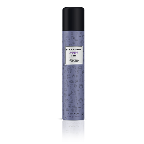 Alfaparf Milano Style Stories - Extreme Hairspray (500ml)