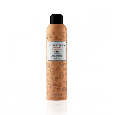 Alfaparf Milano Style Stories - Original Hairspray (300ml)