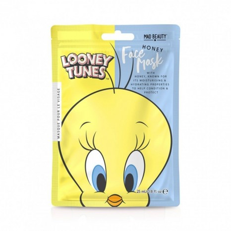 Mad Beauty Looney Tunes Tweety Face Mask (25ml)