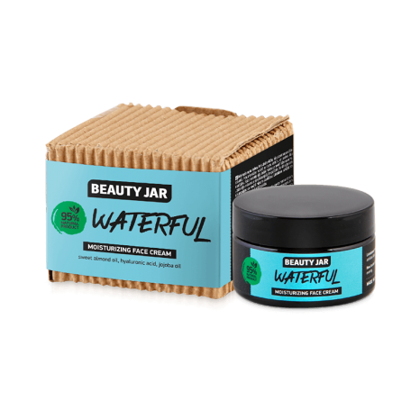 Beauty Jar WATERFUL Moisturizing Face Cream (60ml)
