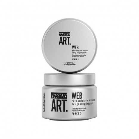 L'Oréal Professionnel Web - Design Sculpting Paste (150ml)
