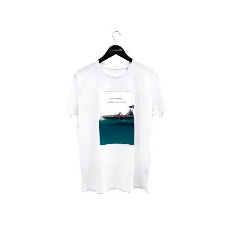 Marina Vernicos - The Summer of Endless Adventures - White - Large