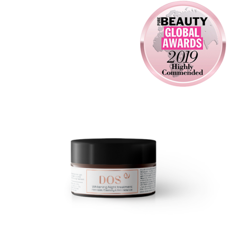DOS Cosmetics - Whitening Night Treatment (50ml)