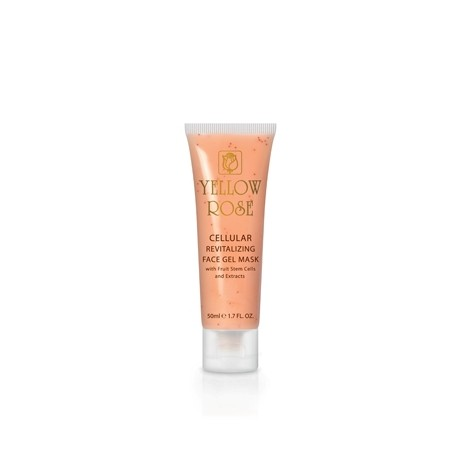 Yellow Rose Cellular Revitalizing Face Gel Mask (50ml)