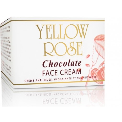 Yellow Rose Chocolate Face Cream (50ml)