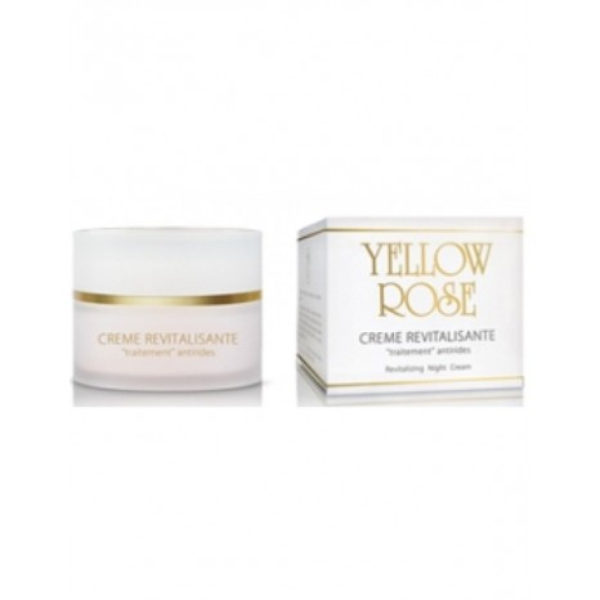 Yellow Rose Creme Revitalisante (50ml)