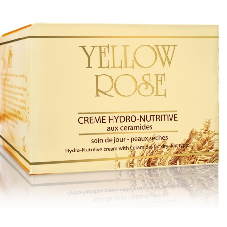 Yellow Rose Creme Hydro-Nutritive Aux Ceramides