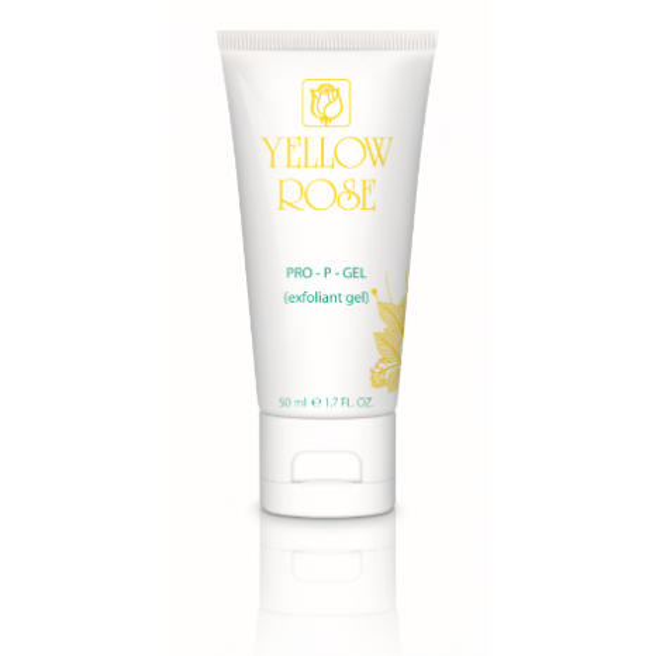 Yellow Rose Pro-P-Gel Scrub (50ml)