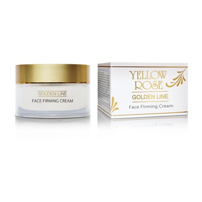 Yellow Rose Golden Line Face Firming Cream (50ml)